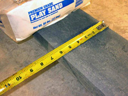 Beam Width Measurement