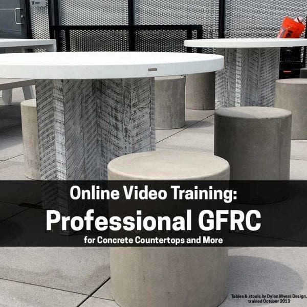 how-to-make-GFRC-concrete-countertops-online-training