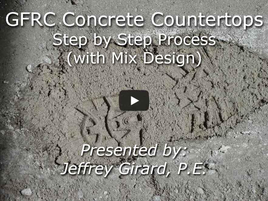 Watch video for GFRC webinar