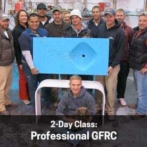 2-Day Professional GFRC - March 28-29, 2019