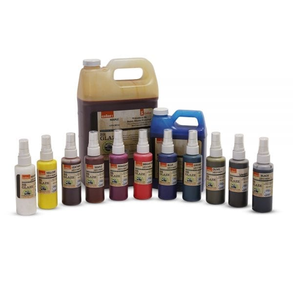 BR Glaze Sample Kit