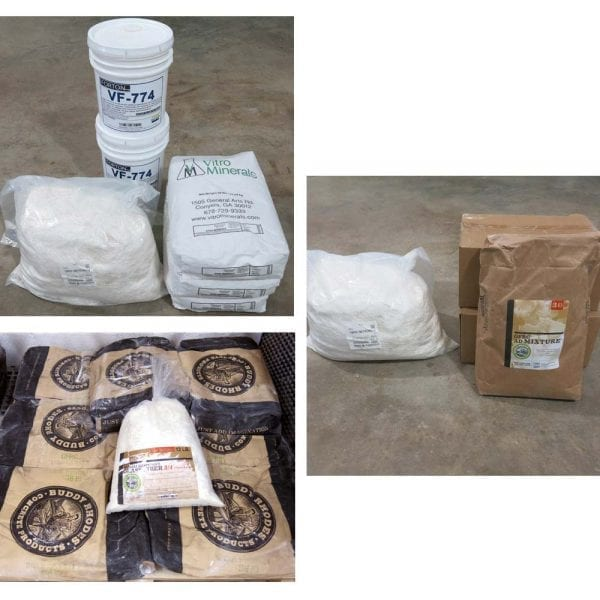 GFRC Materials Refill Kit