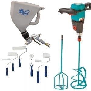 GFRC Equipment Bundle
