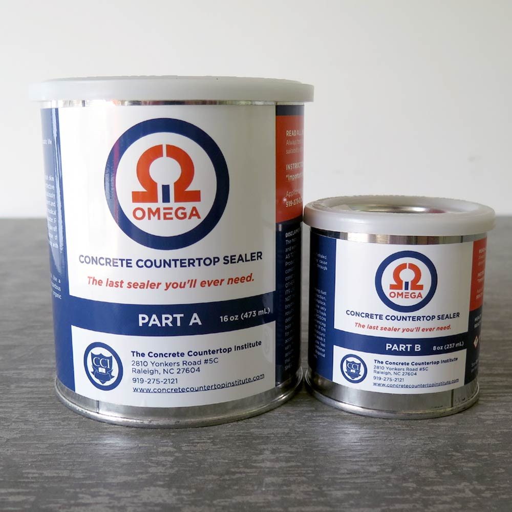 Omega Concrete Countertop Sealer