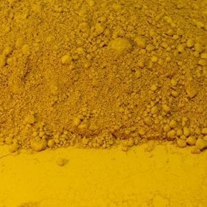 Pigment - Yellow Oxide
