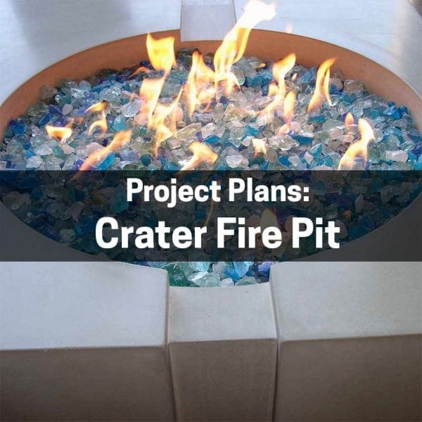 Fire Pit Plans - Crater