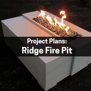 Fire Pit Plans - Ridge