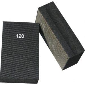 Hand Pad, 120 Grit