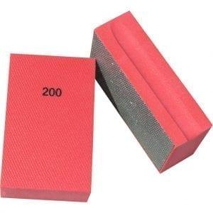 Hand Pad, 200 Grit