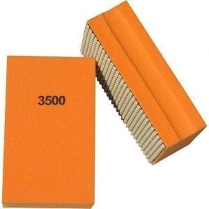 Hand Pad, 3500 Grit