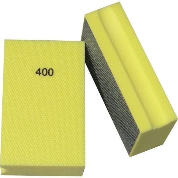 Hand Pad, 400 Grit