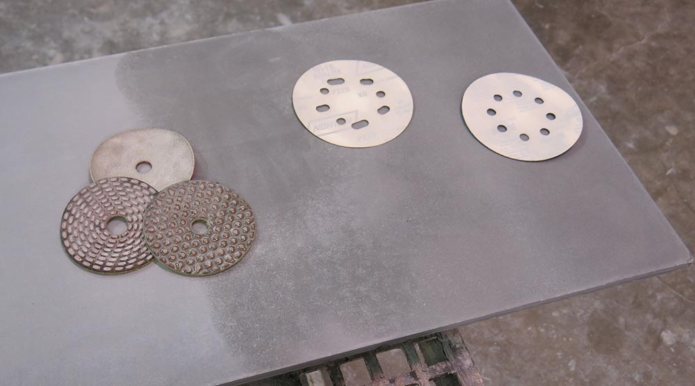 Dry Grinding Does Not Work As A Surface