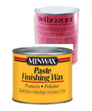 MixWax Paste Finishing Wax for concrete countertop molds